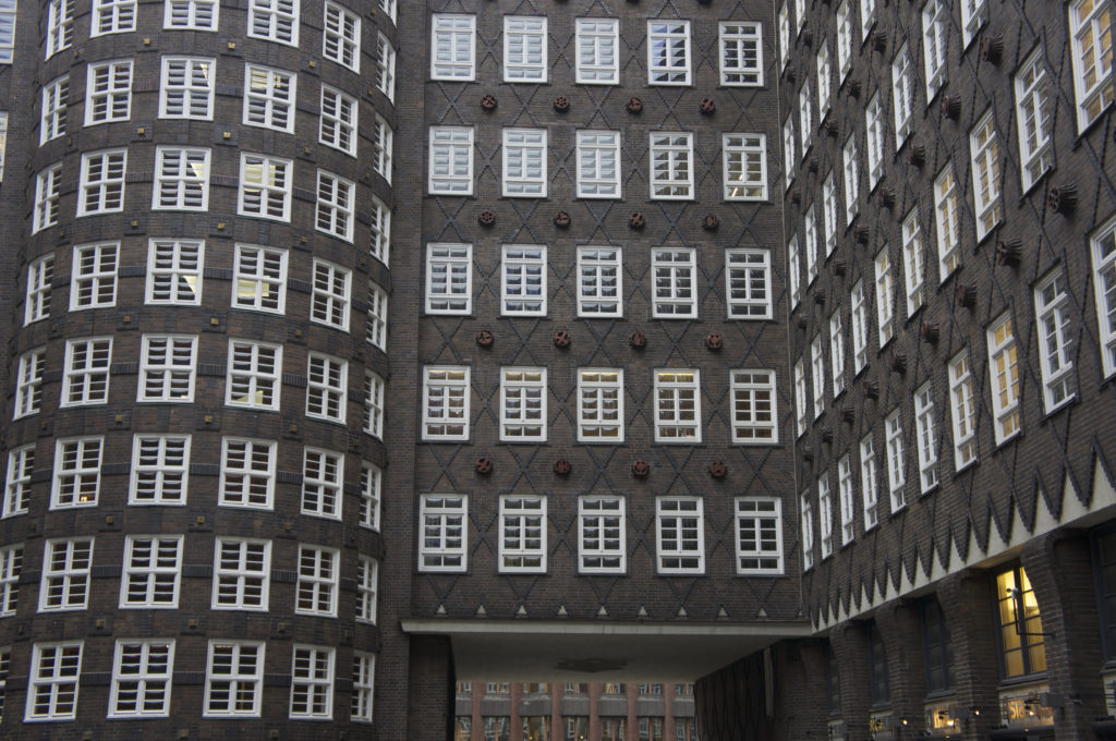 First building dedicated completely to business in Hamburg / ©When You Live