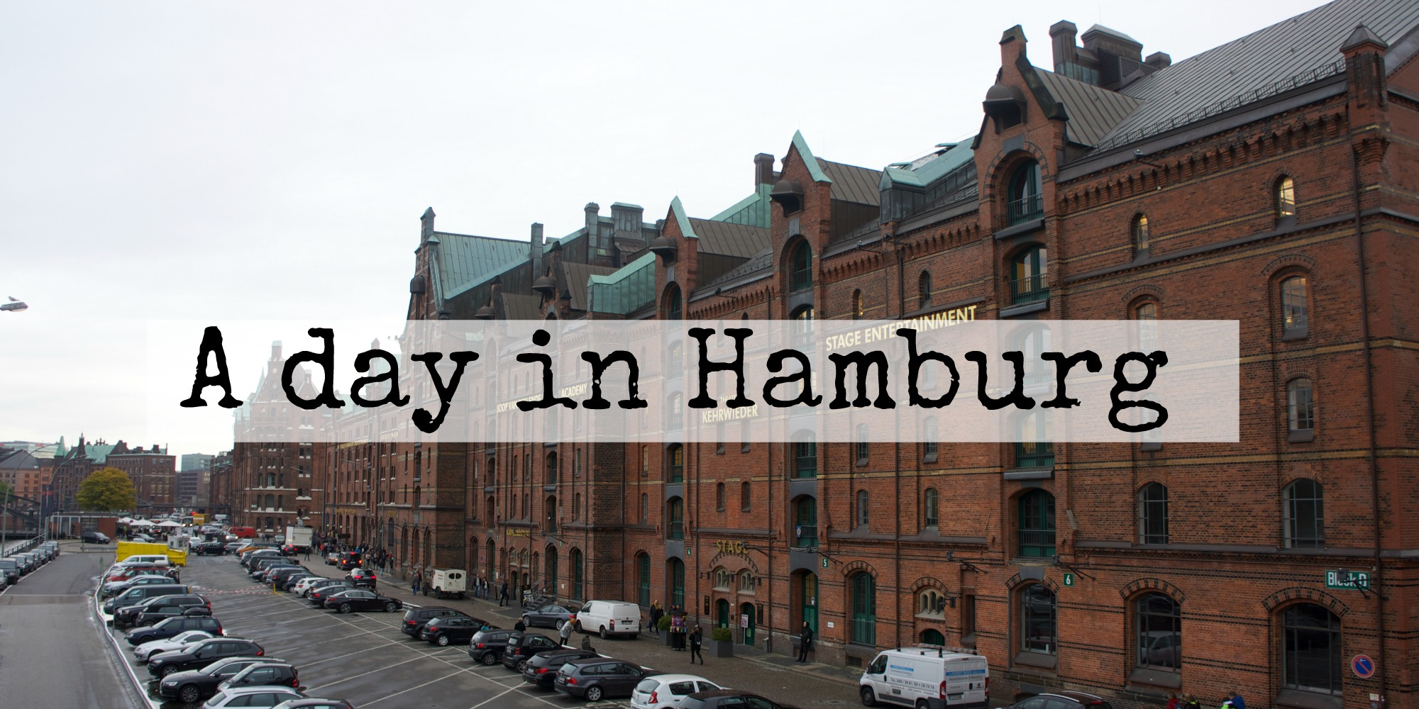 a day in hamburg