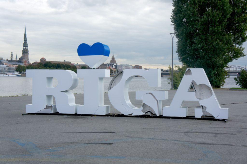 Riga-sign
