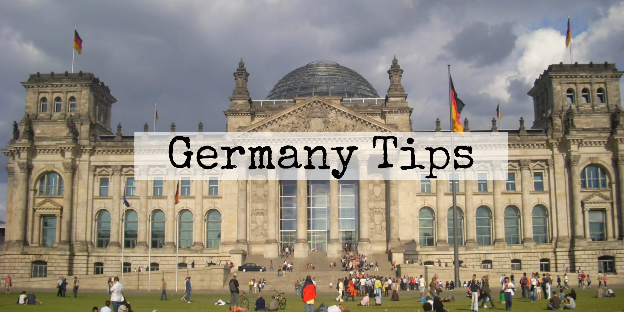 Germany Tips