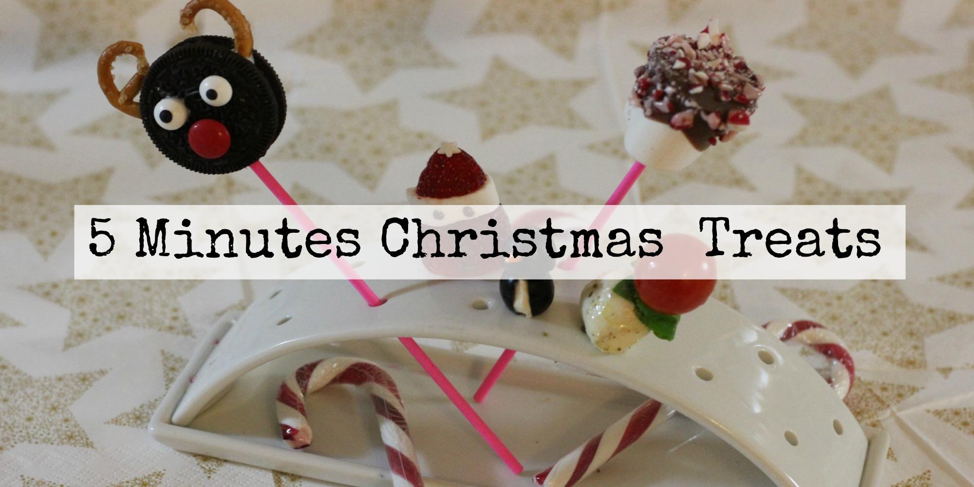 easy christmas treats