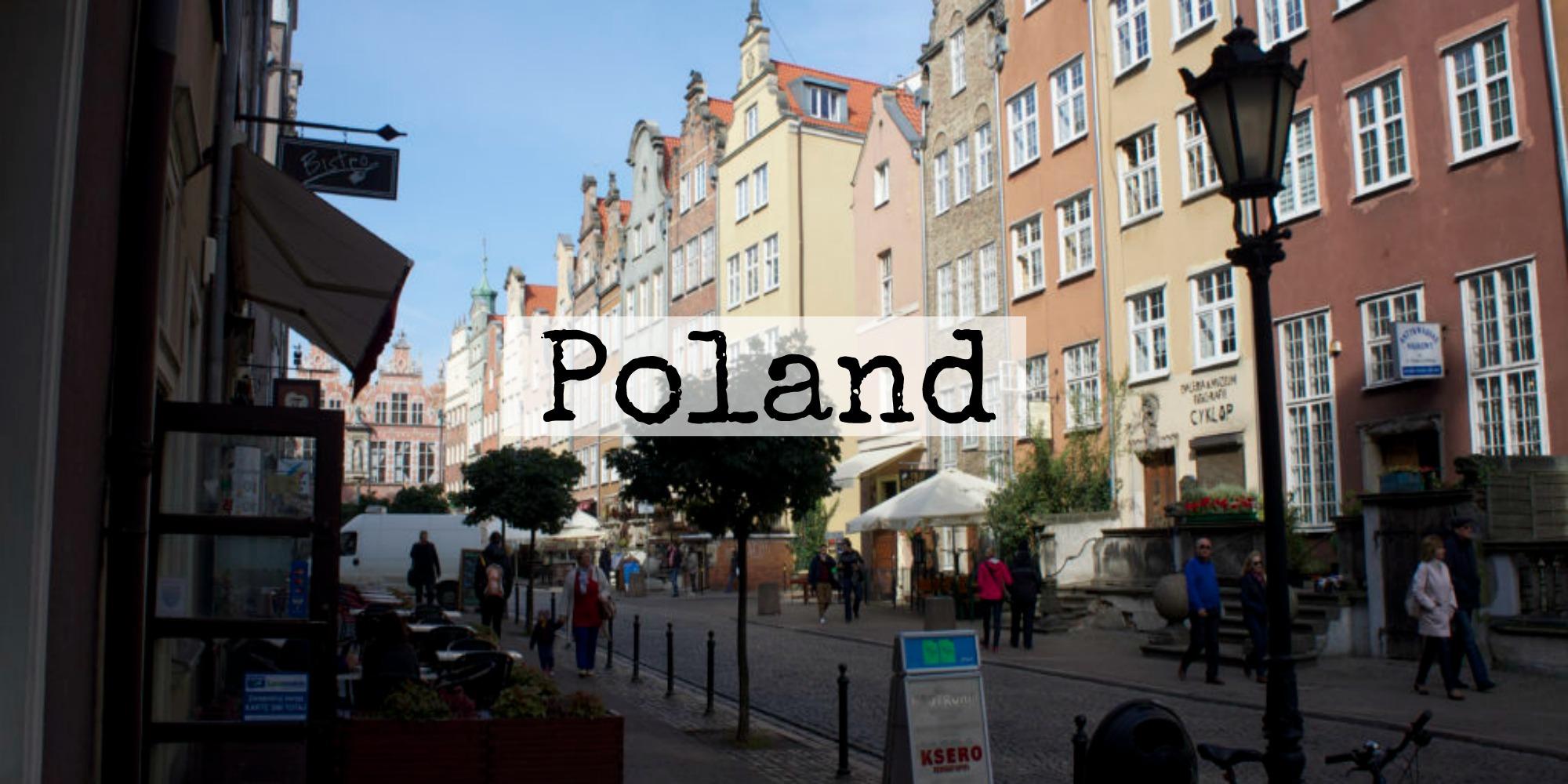 Road Trip - Poland