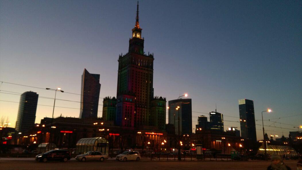 PKiN Warsaw