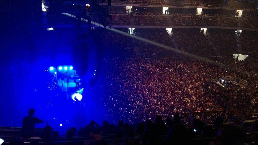 SOAD concert