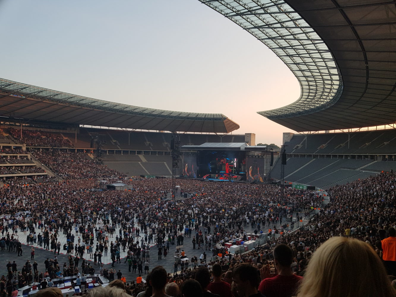 Guns N Roses Berlin 2018