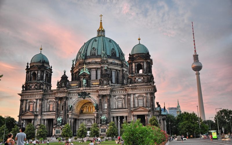 reasons to visit Berlin