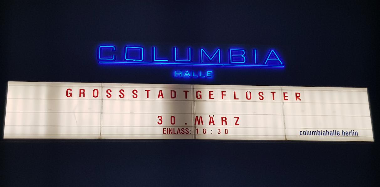 Grossstadtgeflüster Berlin 2019
