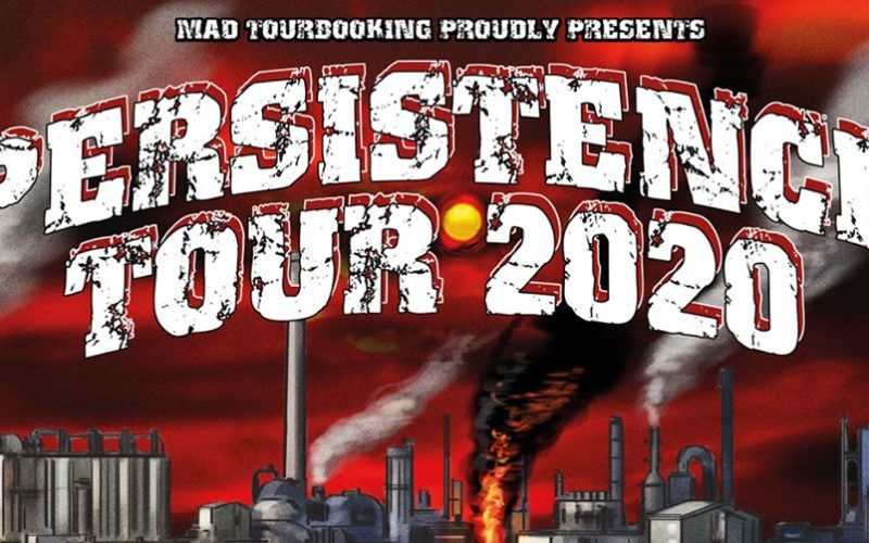 Persistence Tour 2020 Berlin