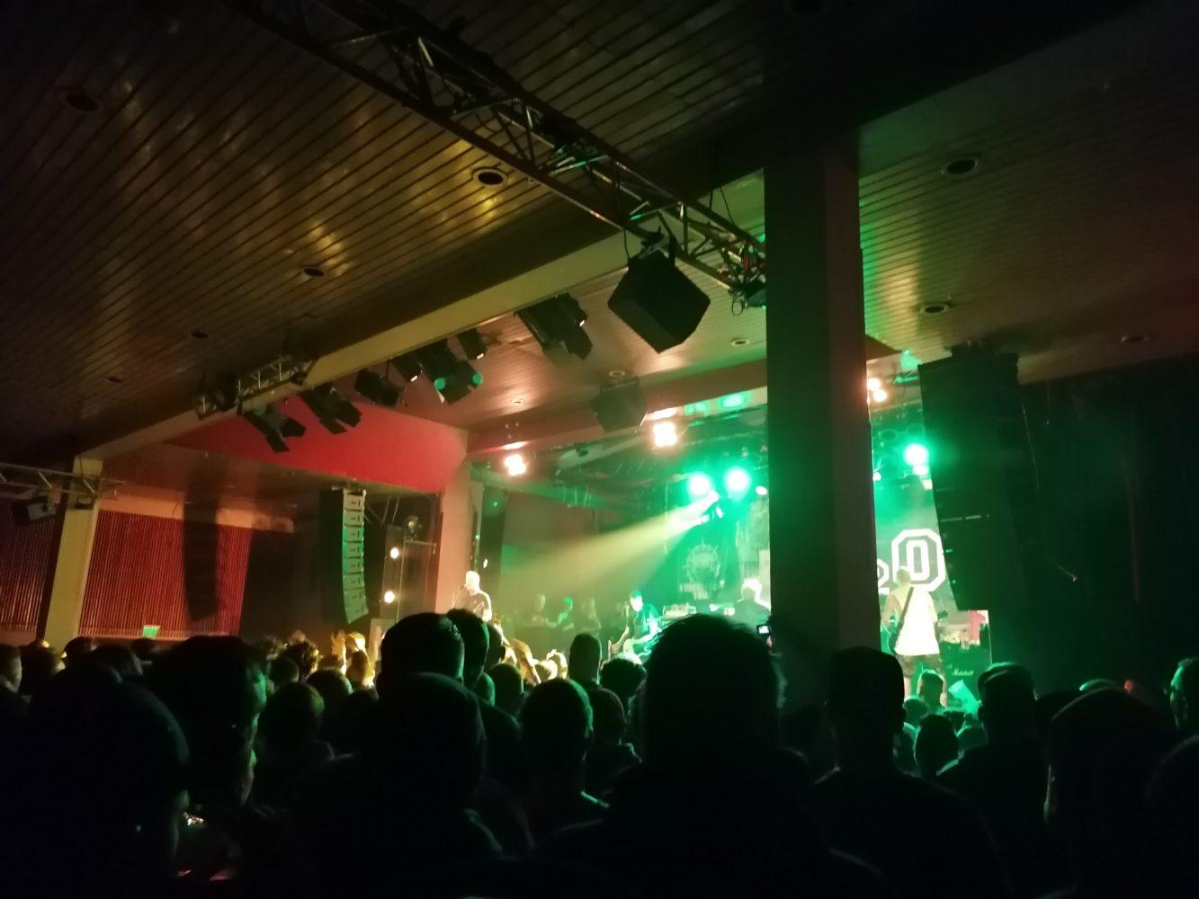 H2O - Persistence Tour 2020 - Berlin